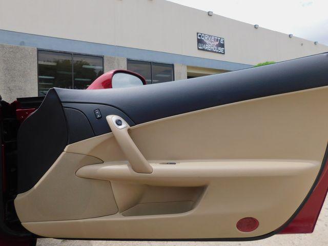 2008 Chevrolet Corvette Convertible NPP, Auto, Chromes, Only 29k in Dallas, Texas 75220