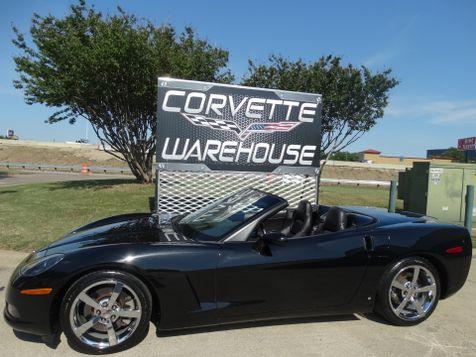 2008 Chevrolet Corvette Convertible 3LT, F55, NAV, NPP, Auto, Chromes 48k!   Dallas, Texas   Corvette Warehouse  in Dallas, Texas