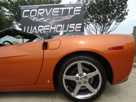 2008 Chevrolet Corvette Convertible 3LT, Manual, Z51, NPP, Chromes 35k! | Dallas, Texas | Corvette Warehouse  in Dallas, Texas