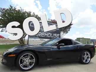 2008 Chevrolet Corvette Coupe 3LT, Corsa, Auto, Chrome Wheels 64k! | Dallas, Texas | Corvette Warehouse  in Dallas Texas