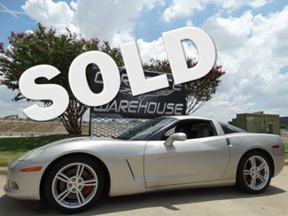 2008 Chevrolet Corvette Coupe 3LT, Z51, Auto, Alloys! | Dallas, Texas | Corvette Warehouse  in Dallas Texas
