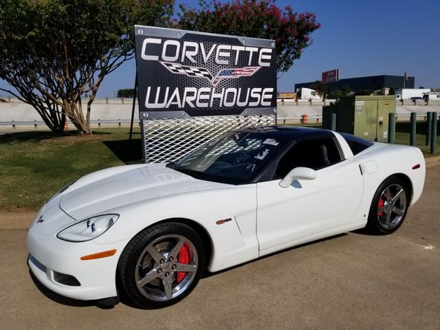 2008 Chevrolet Corvette Coupe 3LT, Z51, NAV, NPP, Glass Top, Chromes 40k! | Dallas, Texas | Corvette Warehouse  in Dallas Texas