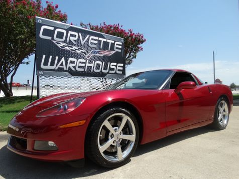 2008 Chevrolet Corvette Coupe 3LT, Z51, NAV, NPP, Chromes, One-Owner 34k! | Dallas, Texas | Corvette Warehouse  in Dallas, Texas