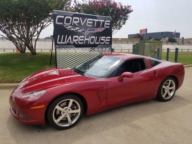 2008 Chevrolet Corvette Coupe 3LT, Z51, NAV, NPP, Chromes, One-Owner 34k! | Dallas, Texas | Corvette Warehouse  in Dallas Texas