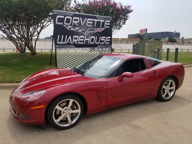 2008 Chevrolet Corvette Coupe 3LT, Z51, NAV, NPP, Chromes, One-Owner 34k! | Dallas, Texas | Corvette Warehouse  in Dallas Texas
