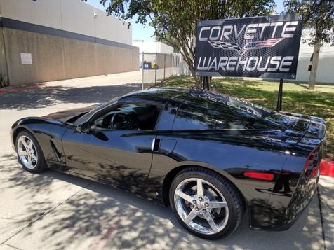 2008 Chevrolet Corvette Coupe 3LT, F55, TT Seats, Chrome Wheels, Only 23k! | Dallas, Texas | Corvette Warehouse  in Dallas, Texas