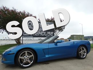2008 Chevrolet Corvette Convertible 3LT, NAV, F55, NPP, Chromes, Only 59k! | Dallas, Texas | Corvette Warehouse  in Dallas Texas