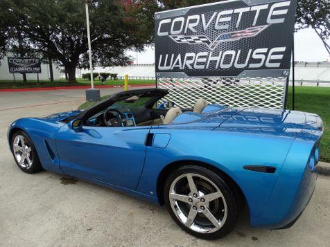 2008 Chevrolet Corvette Convertible 3LT, NAV, F55, NPP, Chromes, Only 59k!   Dallas, Texas   Corvette Warehouse  in Dallas, Texas