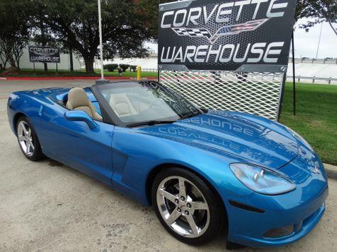 2008 Chevrolet Corvette Convertible 3LT, NAV, F55, NPP, Chromes, Only 59k! | Dallas, Texas | Corvette Warehouse  in Dallas, Texas
