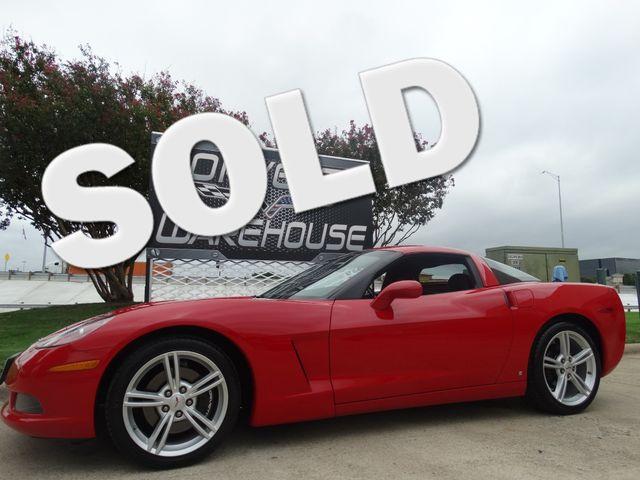 2008 Chevrolet Corvette Coupe Auto, CD, Alloy Wheels, Only 67k Miles!   Dallas, Texas   Corvette Warehouse  in Dallas Texas