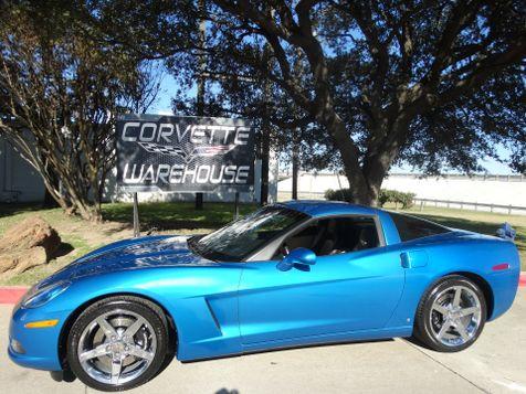 2008 Chevrolet Corvette Coupe 3LT, Z51, NAV, NPP, Chrome Wheels 22k! | Dallas, Texas | Corvette Warehouse  in Dallas, Texas