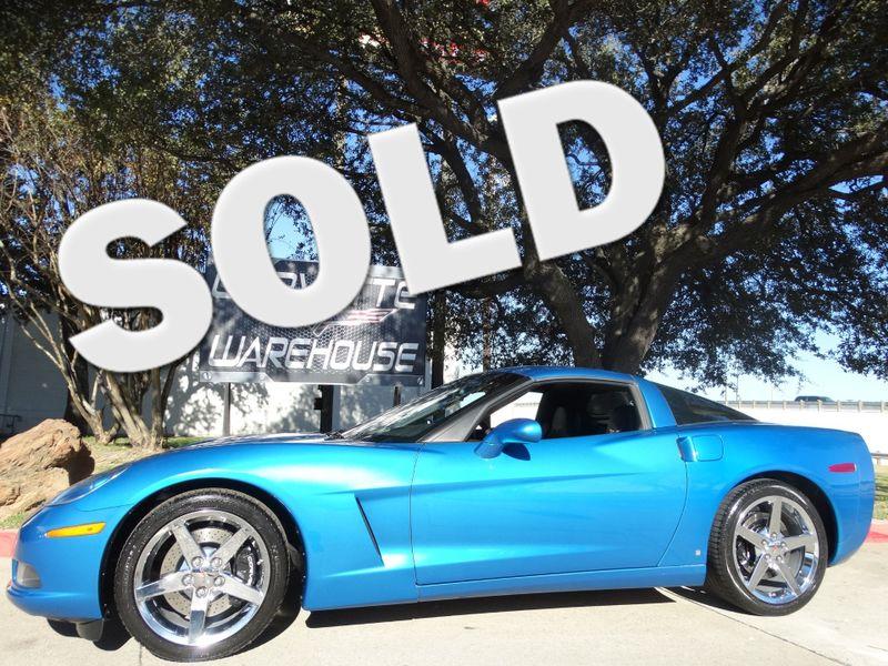 2008 Chevrolet Corvette Coupe 3LT, Z51, NAV, NPP, Chrome Wheels 22k! | Dallas, Texas | Corvette Warehouse