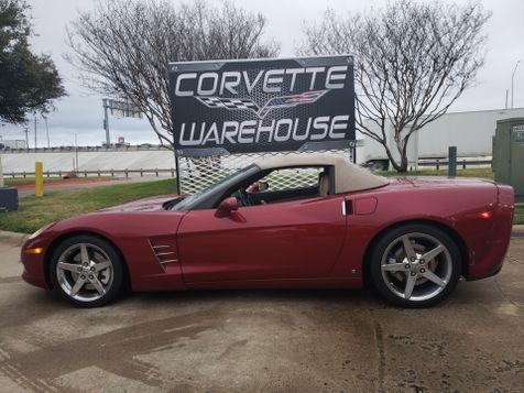 2008 Chevrolet Corvette Convertible 3LT, Z51, NAV, NPP, Auto, Chromes  42k | Dallas, Texas | Corvette Warehouse  in Dallas, Texas