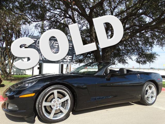2008 Chevrolet Corvette Convertible 3LT, Z51, NAV, NPP, Auto, Chromes 46k! | Dallas, Texas | Corvette Warehouse  in Dallas Texas