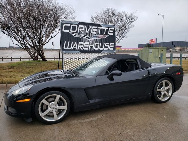 2008 Chevrolet Corvette Convertible 3LT, Z51, NAV, NPP, Auto, Chromes 71k in Dallas, Texas 75220