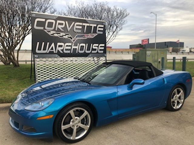2008 Chevrolet Corvette Convertible 3LT, Z51, NAV, NPP, Auto, Chromes 70k! | Dallas, Texas | Corvette Warehouse  in Dallas Texas