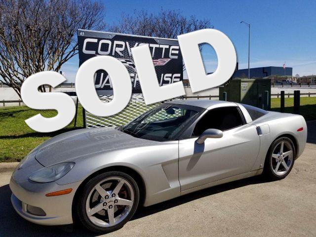 2008 Chevrolet Corvette Coupe 3LT, F55, Auto, Chromes 32k! | Dallas, Texas | Corvette Warehouse  in Dallas Texas
