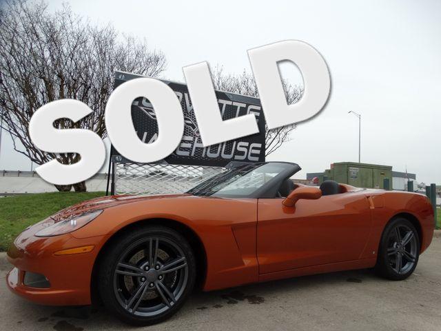 2008 Chevrolet Corvette Convertible 4LT, F55, NAV, NPP, Comp Grays 11k! | Dallas, Texas | Corvette Warehouse  in Dallas Texas