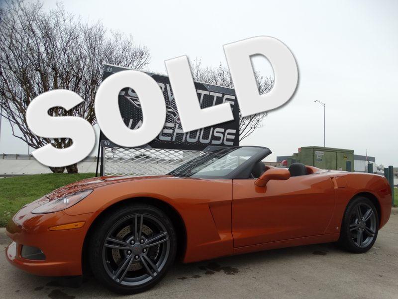 2008 Chevrolet Corvette Convertible 4LT, F55, NAV, NPP, Comp Grays 11k! | Dallas, Texas | Corvette Warehouse