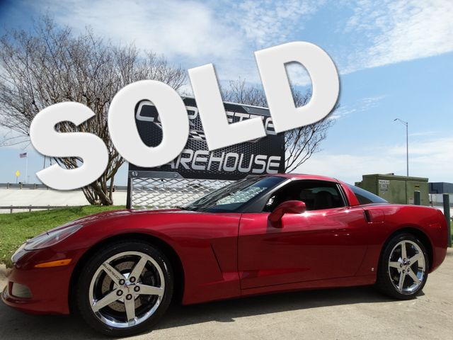2008 Chevrolet Corvette Coupe 3LT, Z51, Auto, Chromes, Only 36k Miles! | Dallas, Texas | Corvette Warehouse  in Dallas Texas