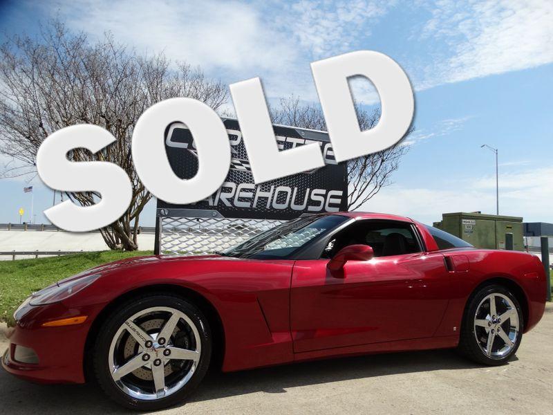 2008 Chevrolet Corvette Coupe 3LT, Z51, Auto, Chromes, Only 36k Miles! | Dallas, Texas | Corvette Warehouse