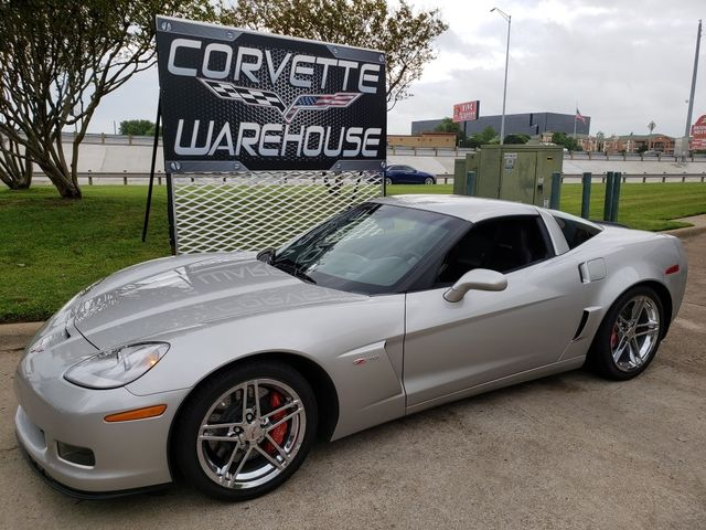 2008 Chevrolet Corvette Z06 2LZ, NAV, TT Seats, Chrome Wheels 2k! | Dallas, Texas | Corvette Warehouse  in Dallas Texas