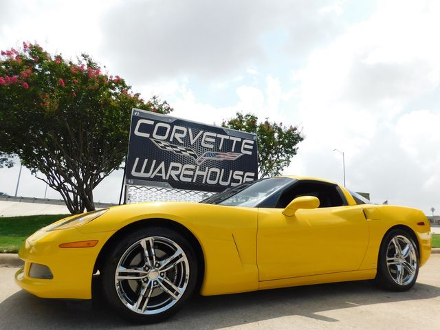 2008 Chevrolet Corvette Coupe 3LT, NPP, Auto, Z06 Chromes 58k in Dallas, Texas 75220