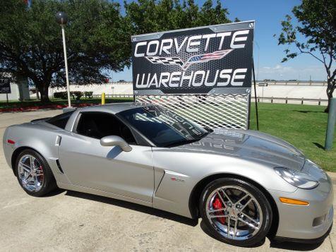 2008 Chevrolet Corvette Z06 Hardtop 2LZ, NAV, Chrome Wheels, Only 9k!   Dallas, Texas   Corvette Warehouse  in Dallas, Texas