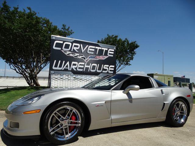 2008 Chevrolet Corvette Z06 Hardtop 2LZ, NAV, Chrome Wheels, Only 9k! | Dallas, Texas | Corvette Warehouse  in Dallas Texas