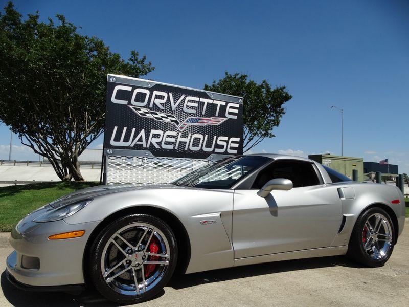 2008 Chevrolet Corvette Z06 Hardtop 2LZ, NAV, Chrome Wheels, Only 9k!   Dallas, Texas   Corvette Warehouse