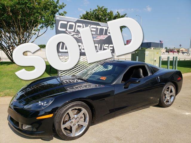 2008 Chevrolet Corvette Coupe 3LT, Auto, NAV, Chrome Wheels, Only 40k! | Dallas, Texas | Corvette Warehouse  in Dallas Texas