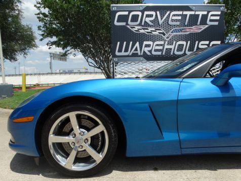 2008 Chevrolet Corvette Coupe 3LT, Z51, Auto, Glass Top, Chromes 28k!   Dallas, Texas   Corvette Warehouse  in Dallas, Texas
