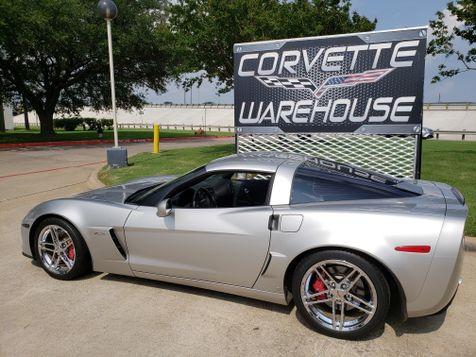 2008 Chevrolet Corvette Z06, 2LZ, NAV, TT Seats, Chromes, Only 63k! | Dallas, Texas | Corvette Warehouse  in Dallas, Texas
