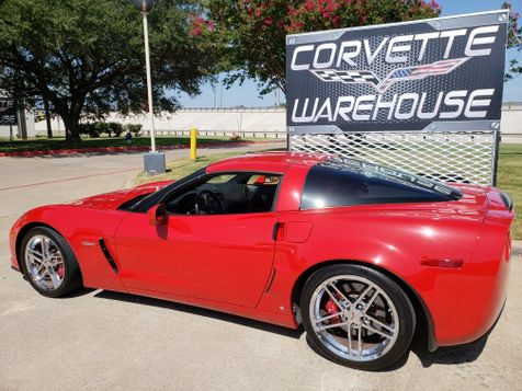 2008 Chevrolet Corvette Z06 Hardtop 2LZ, NAV, 1-Owner, Chrome Wheels 62k!  | Dallas, Texas | Corvette Warehouse  in Dallas, Texas