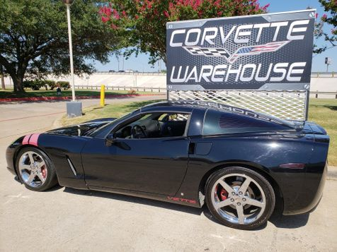 2008 Chevrolet Corvette Coupe 3LT, Auto, CD Player, NAV, Chromes! | Dallas, Texas | Corvette Warehouse  in Dallas, Texas