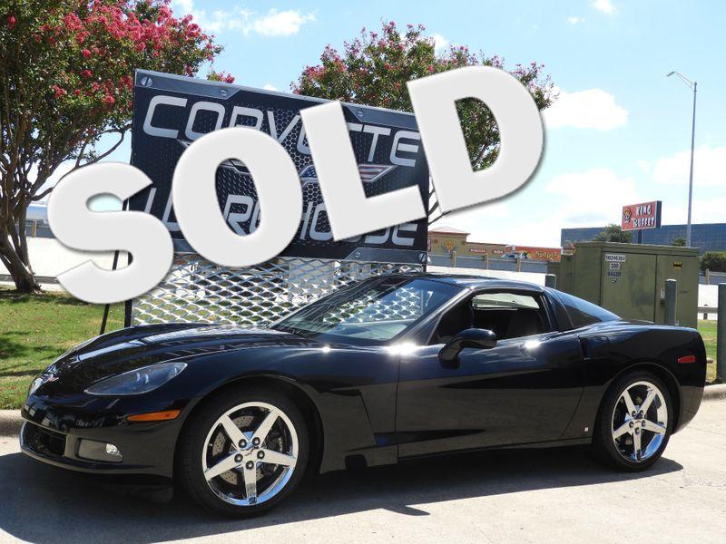 2008 Chevrolet Corvette Coupe 4LT, F55, NAV, Chrome Wheels, Only 17k!   Dallas, Texas   Corvette Warehouse
