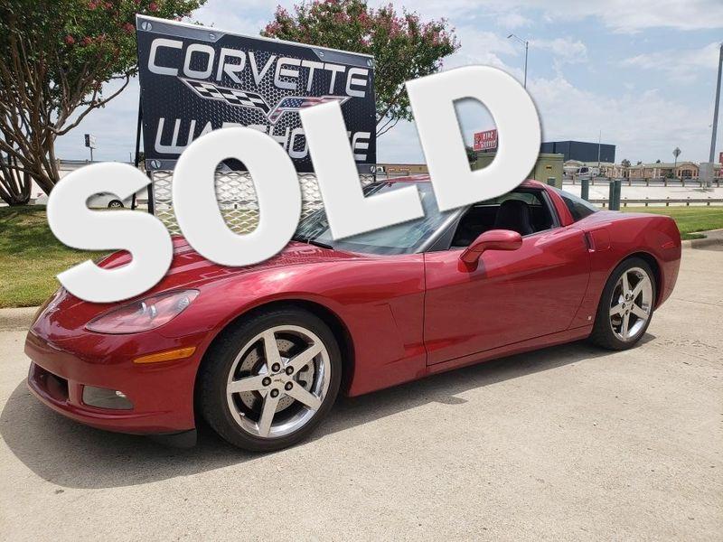 2008 Chevrolet Corvette Coupe 4LT, Z51, NAV, NPP, Auto, Chromes, Only 50k!   Dallas, Texas   Corvette Warehouse