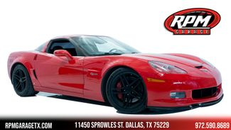 2008 Chevrolet Corvette Z06 with Many Upgrades in Dallas, TX 75229