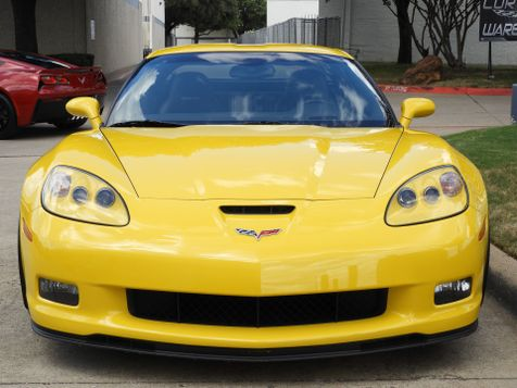 2008 Chevrolet Corvette Z06 Hardtop 2LZ, NPP, 1-Owner, 6k! | Dallas, Texas | Corvette Warehouse  in Dallas, Texas