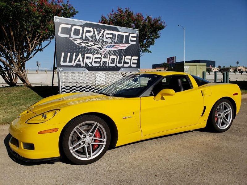 2008 Chevrolet Corvette Z06 Hardtop 2LZ, NPP, 1-Owner, 6k!   Dallas, Texas   Corvette Warehouse