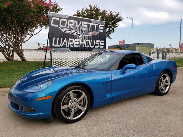 2008 Chevrolet Corvette Coupe 3LT, Z51, NPP, Auto, Chrome Wheels 46k! | Dallas, Texas | Corvette Warehouse  in Dallas Texas