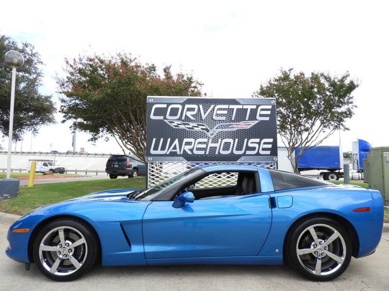 2008 Chevrolet Corvette Coupe 3LT, Z51, NPP, Auto, Chrome Wheels 46k! | Dallas, Texas | Corvette Warehouse