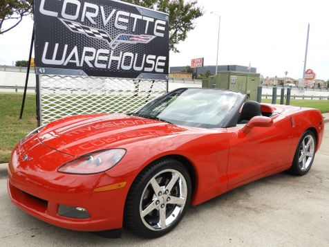 2008 Chevrolet Corvette Convertible 3LT, Auto, NPP, Chrome Wheels 51k! | Dallas, Texas | Corvette Warehouse  in Dallas, Texas