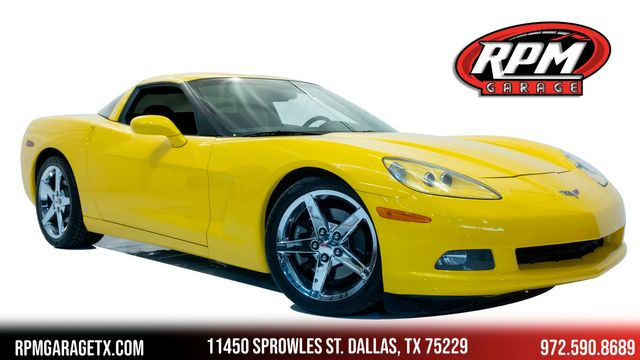 2008 Chevrolet Corvette Procharged 650hp with Many Upgrades