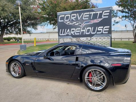 2008 Chevrolet Corvette Z06 2LZ, CD Player, Chrome Wheels, Only 30k! | Dallas, Texas | Corvette Warehouse  in Dallas, Texas