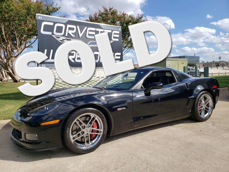 2008 Chevrolet Corvette Z06 2LZ, CD Player, Chrome Wheels, Only 30k! | Dallas, Texas | Corvette Warehouse