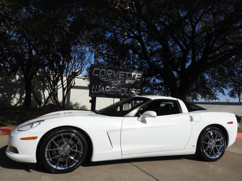 2008 Chevrolet Corvette Coupe 6 Speed, CD Player, Chrome Wheels, Only 44k! | Dallas, Texas | Corvette Warehouse  in Dallas, Texas