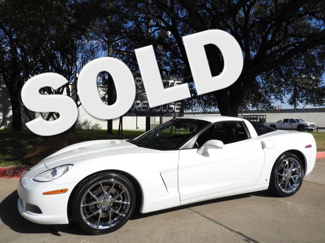 2008 Chevrolet Corvette Coupe 6 Speed, CD Player, Chrome Wheels, Only 44k! | Dallas, Texas | Corvette Warehouse  in Dallas Texas