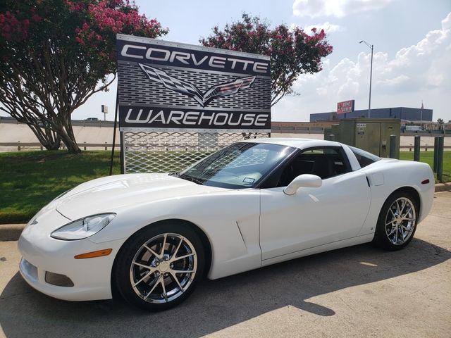 2008 Chevrolet Corvette Coupe CD Player, Spyder Chromes, 6-Speed Only 57k in Dallas, Texas 75220