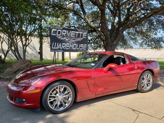 2008 Chevrolet Corvette Coupe Auto, CD Player, C7 Z06 Chrome Wheels 49k in Dallas, Texas 75220